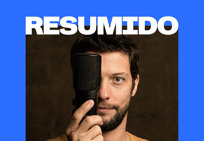 Resumido Podcast cover image